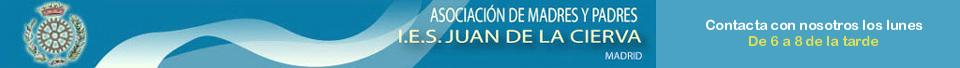 AMPA IES Juan de la Cierva, Cif G81749913