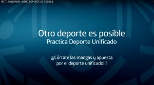 reto deporte unificado