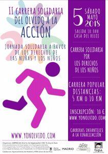 Carrera solidaria 5-5-18