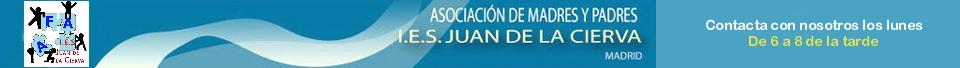 AFA del IES Juan de la Cierva de Madrid, NIF G81749913